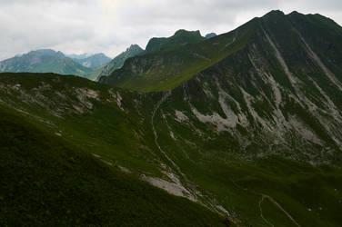 Hike to Gurnigel Pass 2014 by Ma-Wo