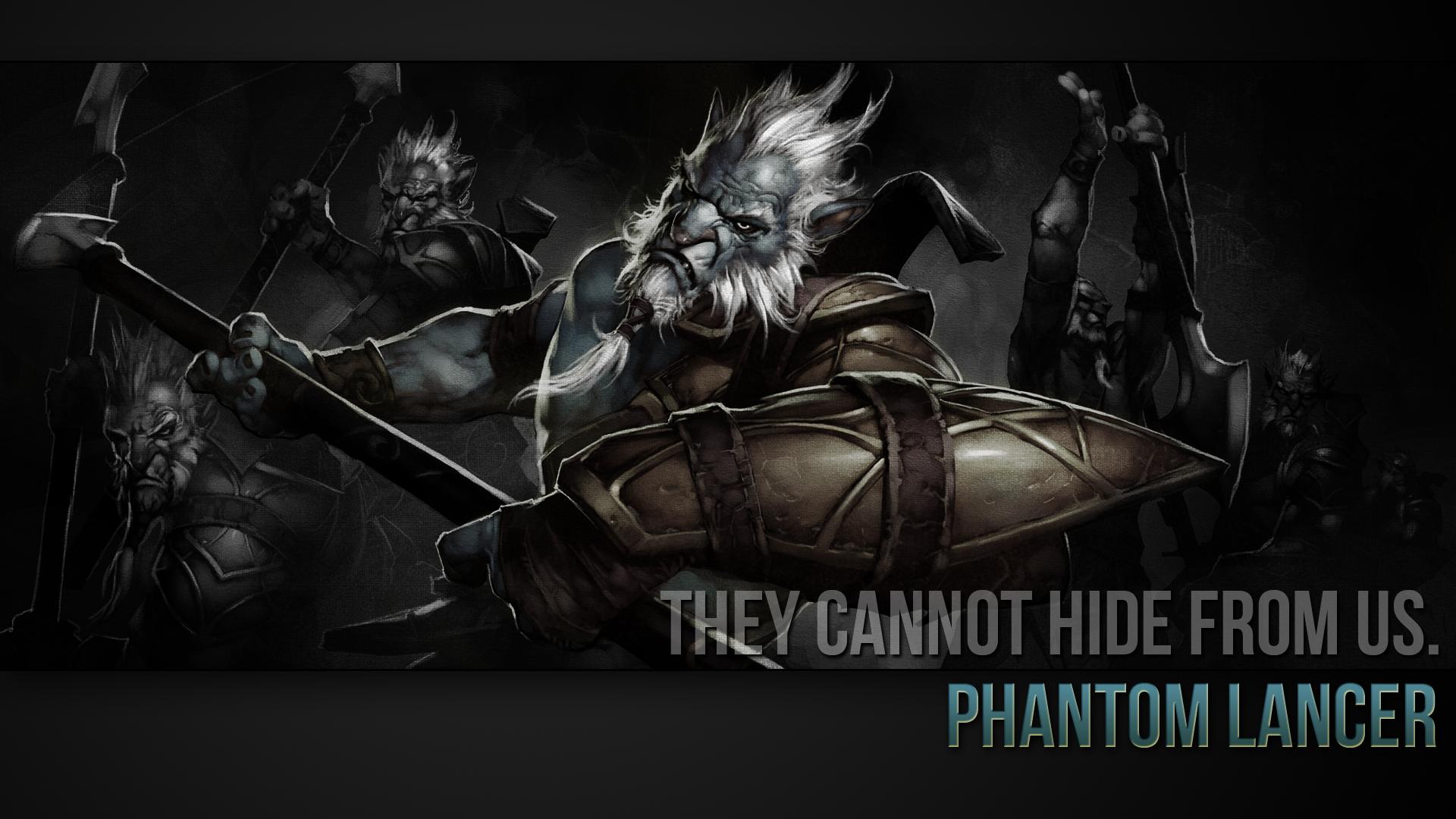Phantom Lancer Wallpaper By ImKB