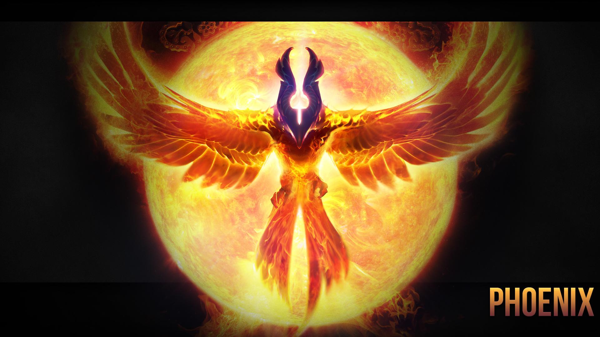 Phoenix wallpaper by imkb on deviantart - Photo de phenix ...
