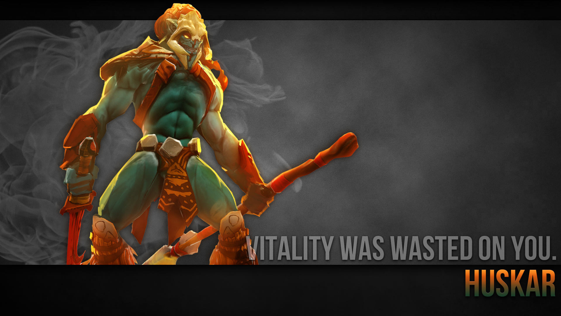 huskar wallpaper by imkb on deviantart