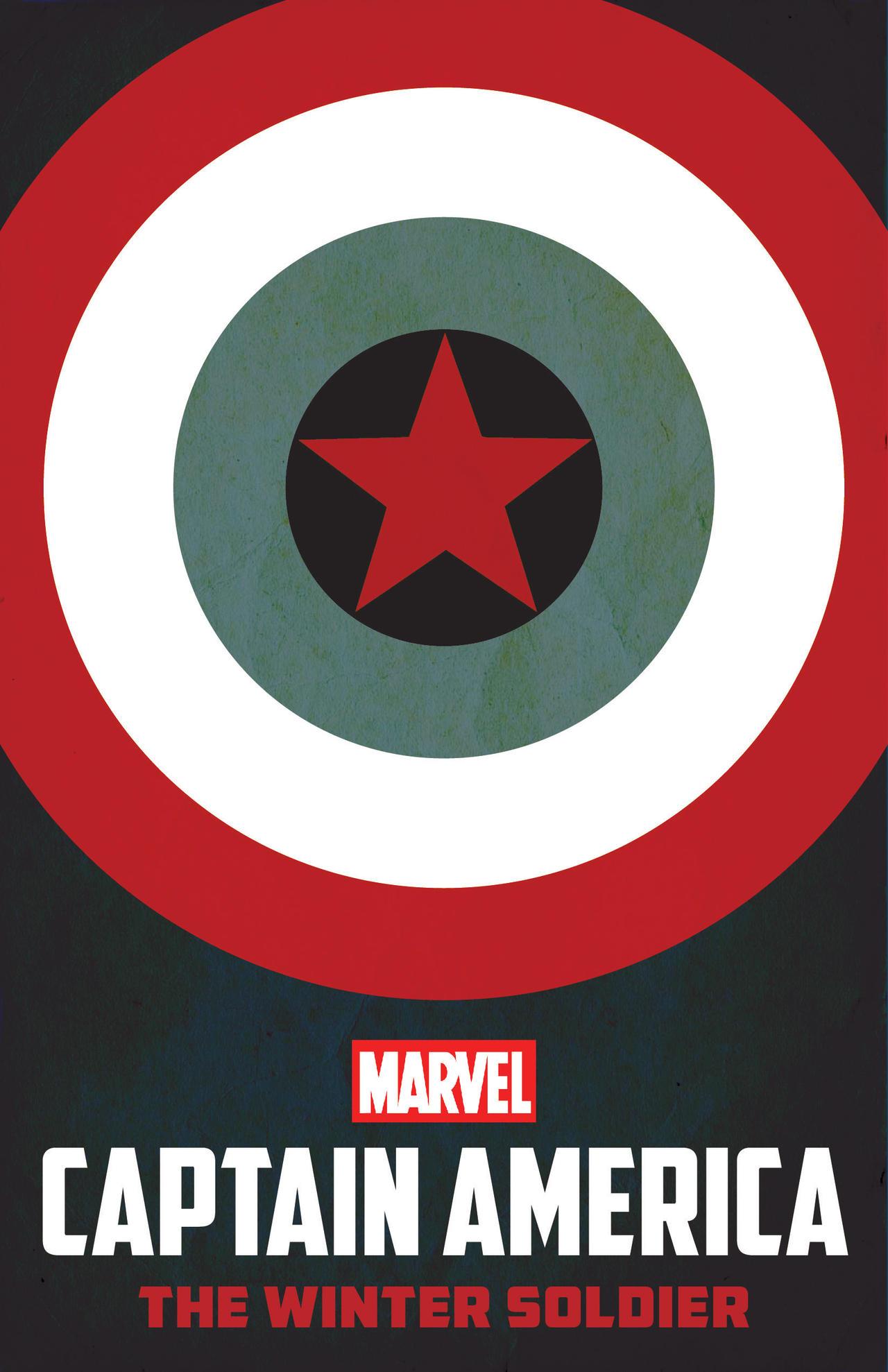 Captain America The Winter Soldier Alt Poster By Jk4000 On Deviantart