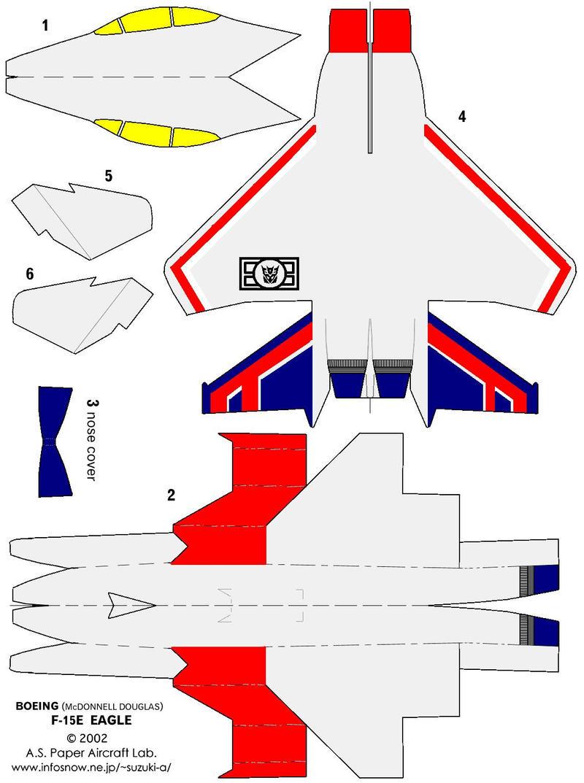 Best Paper Plane Design Ever