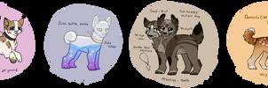 Some Adopts ||  all taken