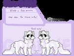 Feral Only Cat p2u Base