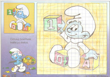 Smerfus / Baby Smurf