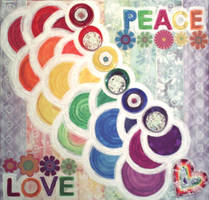 Peace and Love by MandyMcPebbleFace