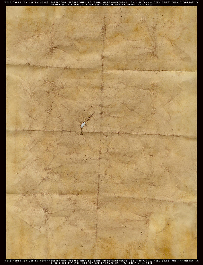 Old Paper Texture by nevermoregraphix on DeviantArt