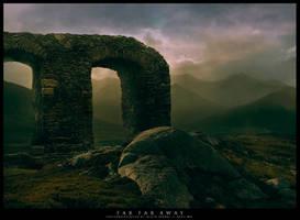 Far Far Away by nevermoregraphix
