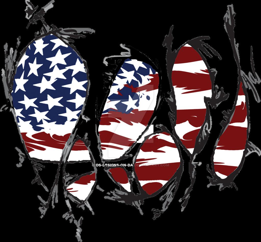 Torn Shirt American Flag By Ds Designs On Da On Deviantart