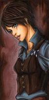Boomark: Arya Stark by gruenerLAUCH