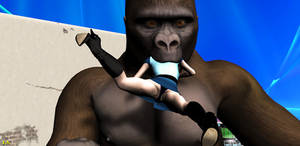 King Kong vore 4