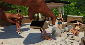 Terrace maids 7