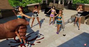 Terrace maids 4