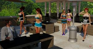 Terrace maids 2