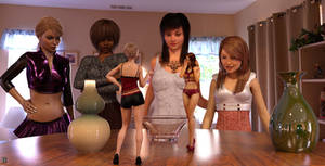 The Doll Milfs and the teenage party