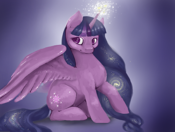 Princess Twilight by popodu955