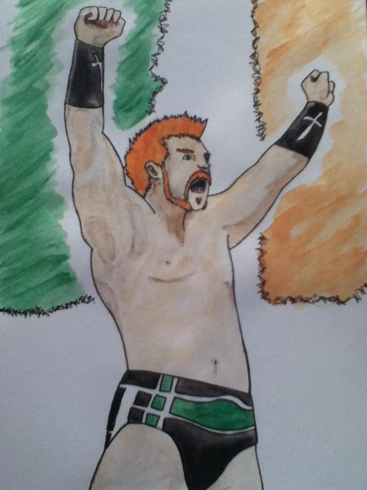 The Celtic Warrior