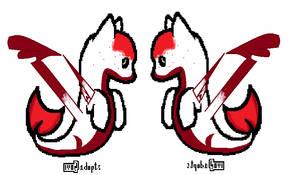 2 Holy Sea Dragons
