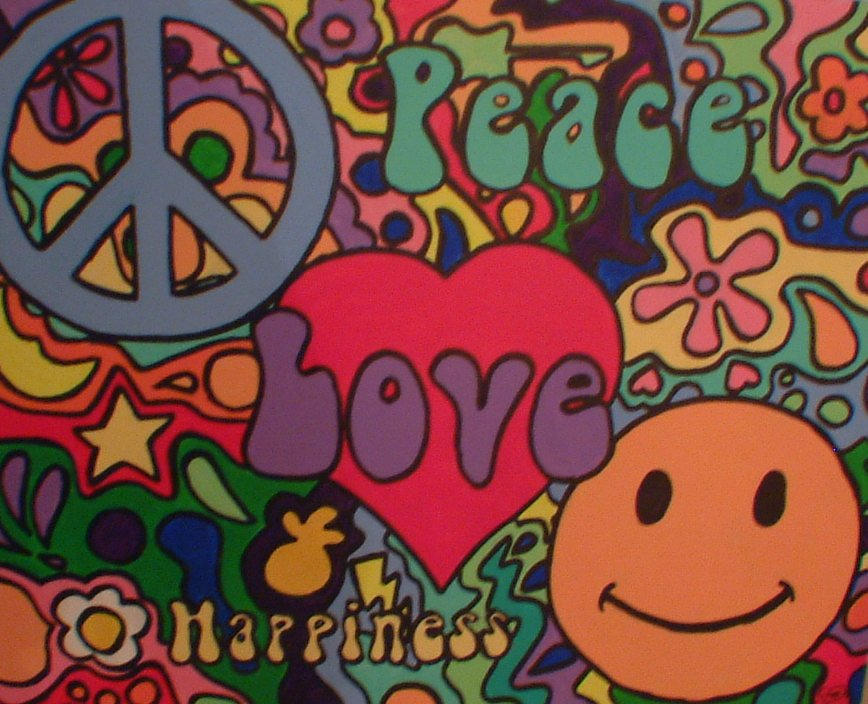 Peace Love And Happiness Ii By C Roll On Deviantart