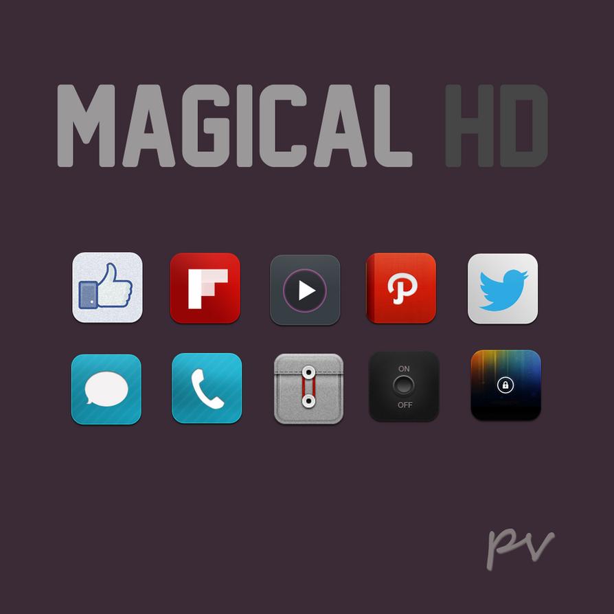 Magical HD (Update) by puruverma