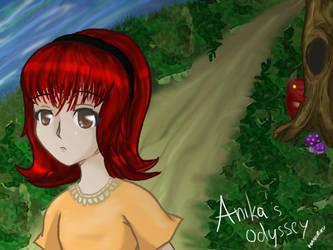 Anika's Odyssey by illydna