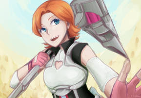 Nora Valkyrie by illydna