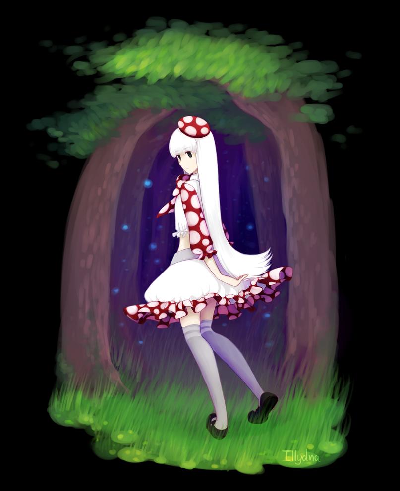 Amanita by Hanariku-chan