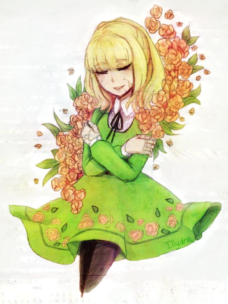 Anja by Hanariku-chan