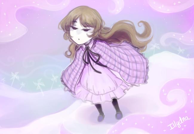Harmony and Pinwheels by Hanariku-chan
