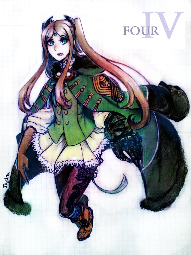 IV by Hanariku-chan