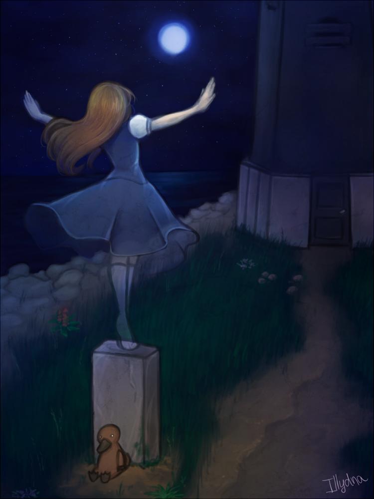 Anya by the Stars by Hanariku-chan