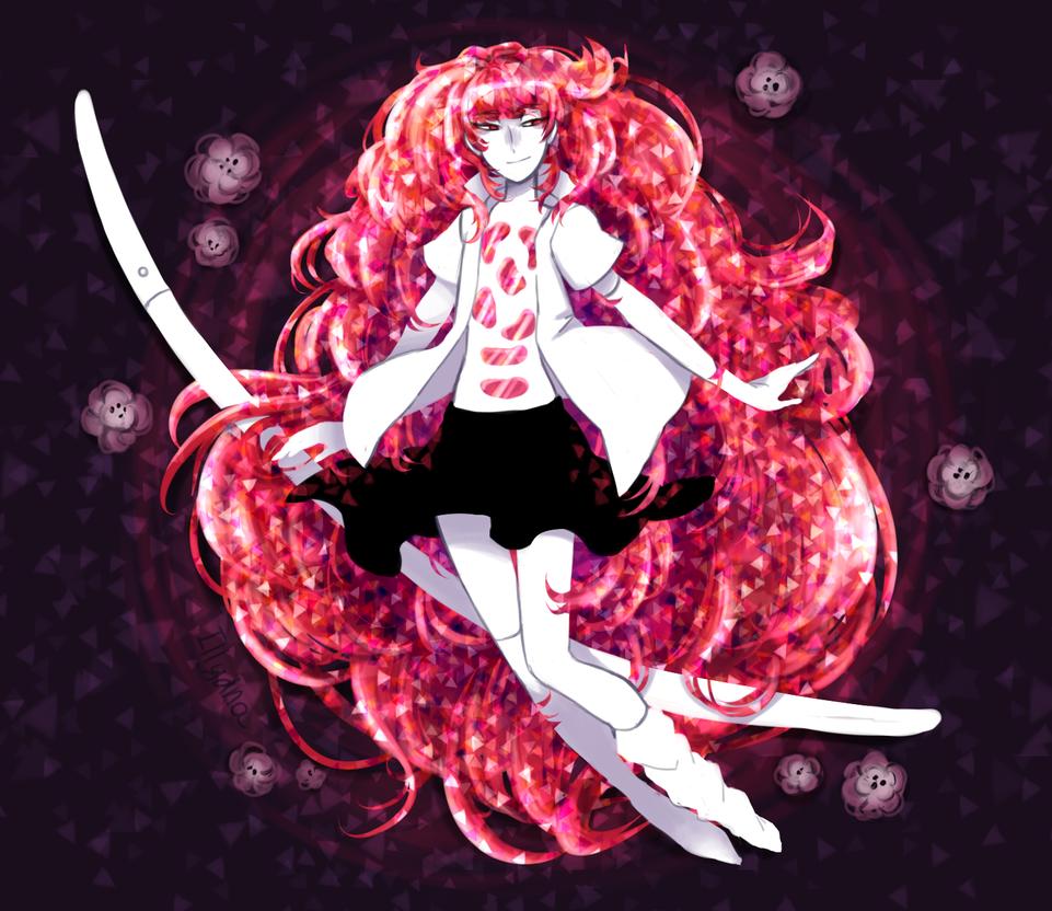 Padparadscha by Hanariku-chan