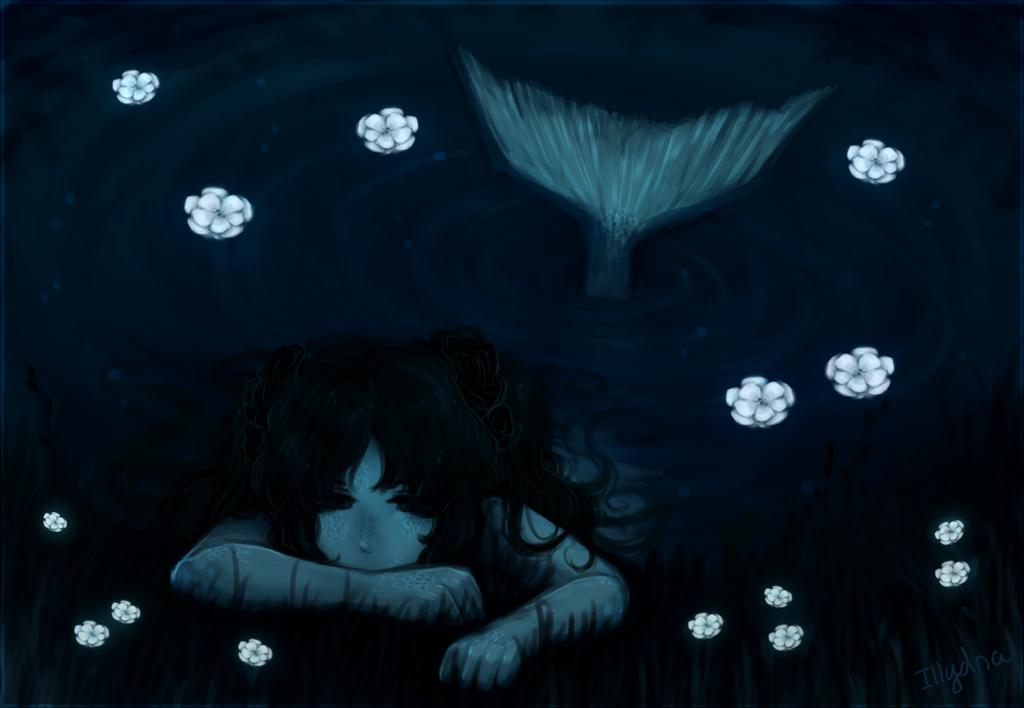 Midnight Blue Feeling by Hanariku-chan