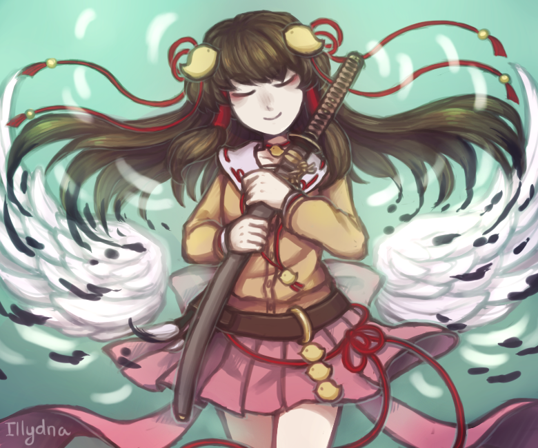 Angel by Hanariku-chan