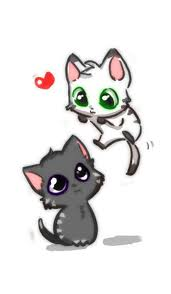 luv kitties by livy1023