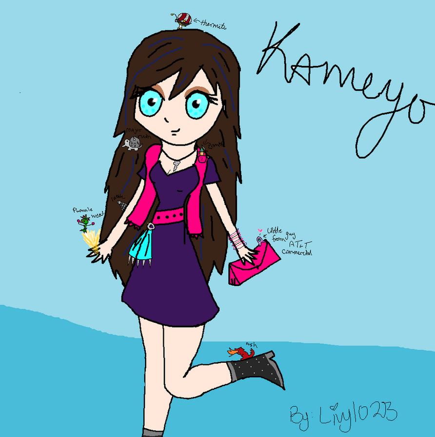 Kameyo by livy1023