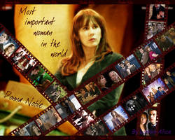 Donna Noble by Linkin-Alice