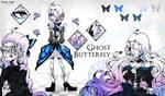 Ghost Butterfly [CLOSED] by PixeeelSan