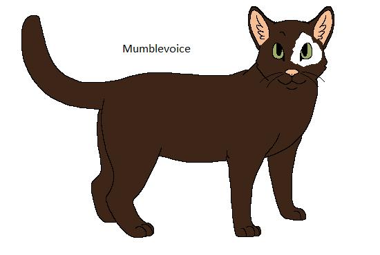 Mumblevoice by jayfeather55220