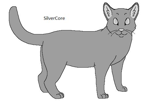 SilverCore by jayfeather55220