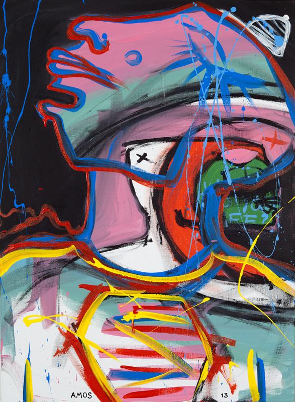 Self Reflectionism by Amos Duggan by amosduggan