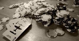 Poker night No. 1