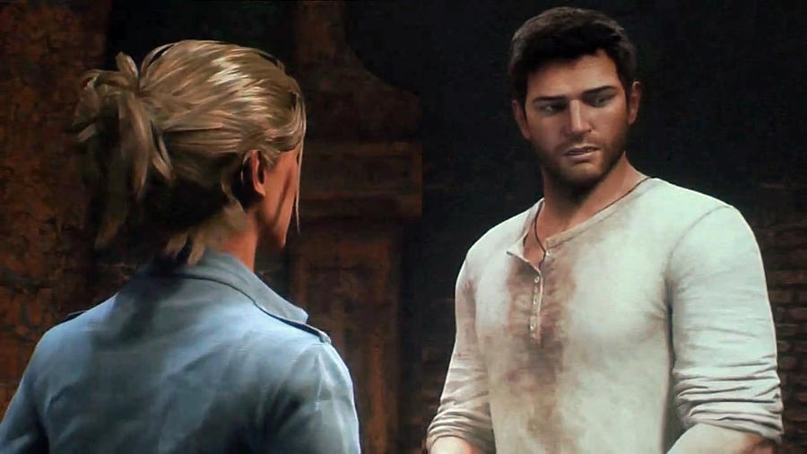 Nate And Elena Uncharted 3 By Luckynumberslvn