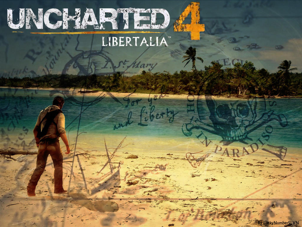 Uncharted 4 Libertalia By Luckynumberslvn