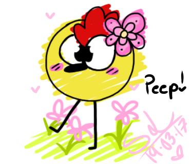 Peep by Sombra95
