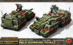 Field Command Vehicle by Nkrs235