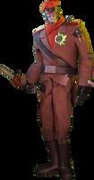 [SFM] Major General Robert by Nkrs235