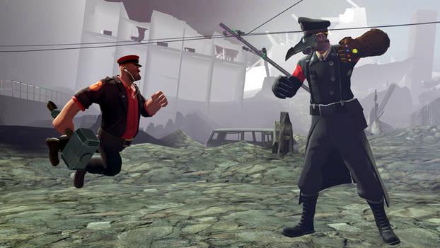 [SFM] Dan The Man VS Emperor Kroenen