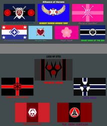 Flags of the Heroes and Villains