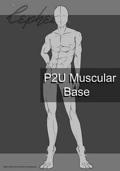P2U - Muscular Kemonomimi Base